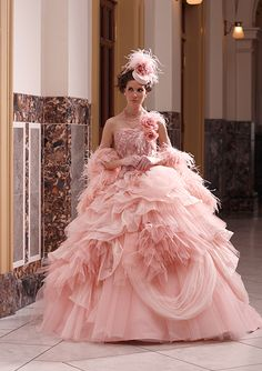 I would love to wear something like this once in my life!
