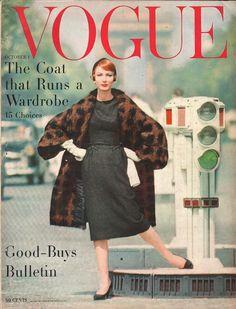 Vogue US, October 1 1957