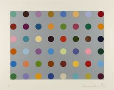 Damien Hirst, 'Histidyl', 2008 - by Artcurial - Briest - Poulain - F. Tajan #contemporary