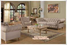 Kursi Sofa Empuk Ruang Tamu - http://www.tokoindofurniture.com/kursi-sofa-empuk-ruang-tamu.html