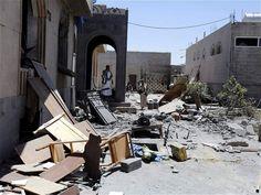 La coalición árabe encabezada por Arabia Saudí bombardeó  este miércoles varias instalaciones militares en Saná, la capital yemení, en manos de los rebeldes chiíes. Aviones de combate bombardearon depósitos de armas controlados por los rebeldes hutíes y sus aliados, es decir, las unidades del ejército fieles al expresidente Ali Abdalá Saleh, en el sureste de Saná.
