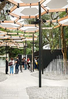 9 Gifted Tips: White Canopy Draping backyard canopy trees.How To Make A Canopy Bed corrugated metal canopy. Villa Architecture, Sustainable Architecture, Architecture Career, Architecture Portfolio, Classical Architecture, Ancient Architecture, Urban Furniture, Street Furniture, Concrete Furniture