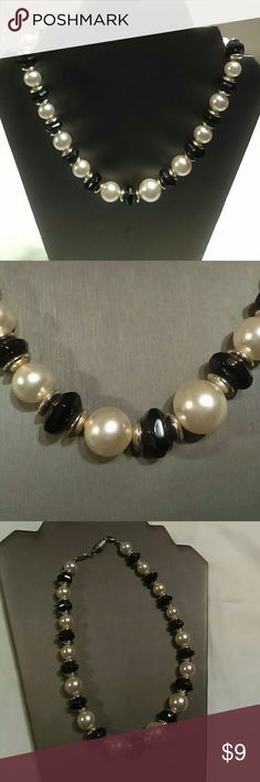 Vintage pearl necklace Beautiful pearl necklace Vintage Jewelry Necklaces