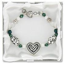 Inspired Expressions Celtic Bracelet #irish #ireland #celtic #ilbi