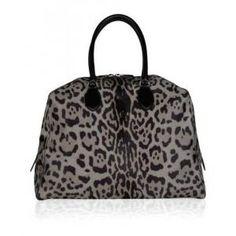 50% off Azzedine Alaia - Calf Hair Tote Bag Animal-Print - $2,620.00