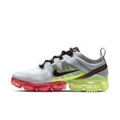 2188aca57458 Nike Air VaporMax 2019 Shoe - Silver