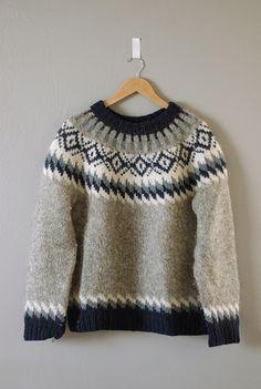 the sweaters i didn't knit