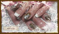 #naildesign from a dedicated #nailfreaks! Enjoy and and let us know your thoughts! http://www.nailfreaks.com/de/
