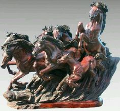 Woodcarving.......