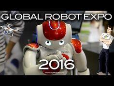 Global Robot Expo 2016 - YouTube