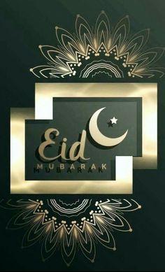 Eid Mubarak Photo, Eid Mubarak Card, Eid Mubarak Wallpaper, Eid Mubark, Girl Wallpaper, Background Images, Festivals, Allah, Diy And Crafts