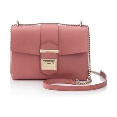 9d0c026489 Jimmy Choo marianne leather crossbody bag. #jimmychoo Leather Crossbody Bag,  Clutch Bag,
