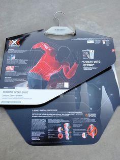 xbionic_grande Drug Packaging, Packaging Design, Underwear Packaging, X Bionic, Spanx, Hang Tags, Sock, Mountain, Label
