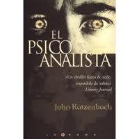 El psicoanalista de John Katzenbach