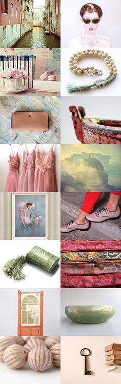 VENICE by Slastidolls on Etsy--Pinned+with+TreasuryPin.com Venice, Tapestry, Etsy, Home Decor, Hanging Tapestry, Tapestries, Decoration Home, Room Decor, Venice Italy