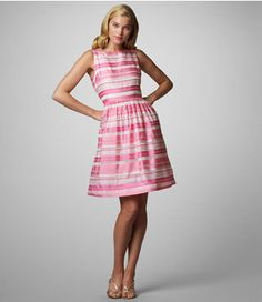 Lily Pulitzer dress - maybe for an afternoon wedding (if I lose a million lbs!!)
