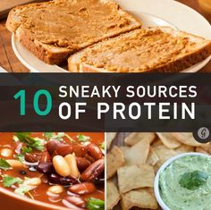 Feel fuller longer with these 10 meat-free protein sources that are healthy for you.