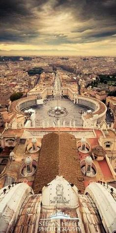 Pinnacle of Catholic Faith - Rome, The Vatican