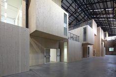 Andrea Oliva, Kai-Uwe Schulte-Bunert · Tecnopolo di Reggio Emilia. Italy