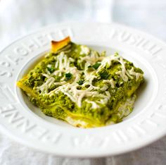 Vegan Lasagna Verde for Spring! Plus a One-Year HHVK Anniversary Giveaway