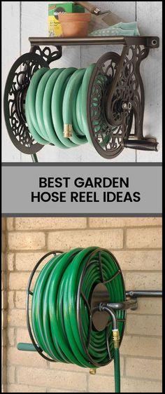 9 Best garden hose reels images in 2019 | Garden, Garden