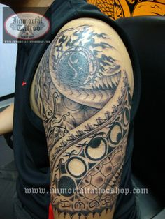 1000 ideas about filipino tribal tattoos on pinterest for Higgins ink tattoo