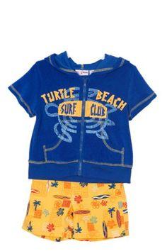 BT Kids Infant Baby Boys 2 Piece Swimsuit Blue « Clothing Impulse