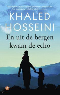 bol.com | En uit de bergen kwam de echo / druk Heruitgave, Khaled Hosseini | 9789023489900...