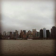 #NYCskyline #NYC 3.2011