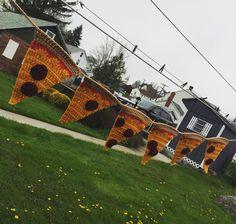 Some #pizza #garland goodness! #crafty #craftybitch #crochet #crochetaddict #crochetlove #crochet #crochetgeek #crochetfood #instacrochet #nerdcrochet #crochetersofinstagram #crocheteveryday #crochetlife #yarn #yarnaddict #yarnporn #hooked #hooker #hooked #happyhooker #hookersofinstagram #hookersgonnahook #hookersgonewild #homemade #handmade #handmadewithlove #pizzalove #pizzaislife by ohjadee