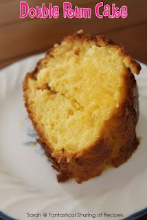 Paula Deen's Double Rum Cake....  you know its going to be goooood...