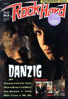 Napalm Death, Danzig Misfits, Glenn Danzig, Punks Not Dead, Him Band, Cool Bands, Religion, Samhain, Frankenstein