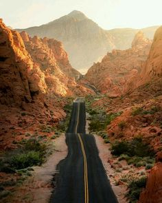 Valley of fire, Nevada USA