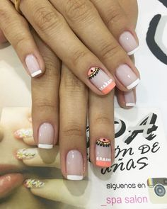 40 Wow Nailart Ideas That Would Make Your Nails Look Stunningly Gorgeous – Style O Check Pretty Nail Colors, Pretty Nail Designs, Gel Nail Designs, Pretty Nails, Shellac Nails, Manicure And Pedicure, Acrylic Nails, Crazy Nails, Love Nails