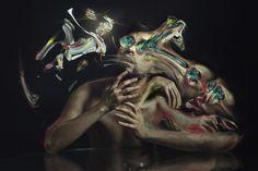 "Saatchi Art Artist: Jon Jacobsen: ""The Present"""