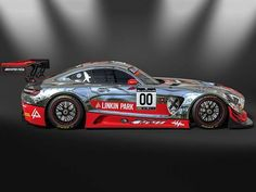 Linkin Park Designed A Mercedes-AMG GT3 And Somehow It Isn't Terrible
