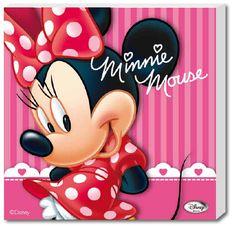 Quadretto Minnie - Valenti Argenti