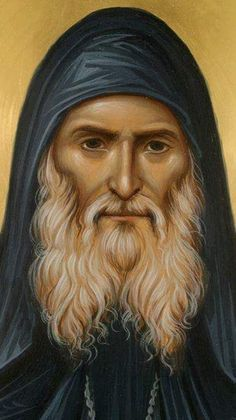 """St. Gabriel the New Confessor of Georgia - Commemorated on November 2nd ( source ) """"Seas dry up, mountains collapse, but the glory..."""