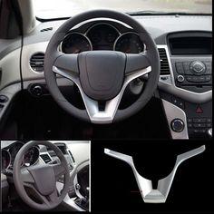 6.55$  Watch now - http://aics8.worlditems.win/redirect/32228514441 - Hot Sale Car Accessories Steering Wheel Cover Sticker Case For Chevrolet Cruze Trax Hatchback Sedan 2012 2013 2014      #buyonlinewebsite