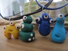 Fimo-Monster                                                                                                                                                                                 Mehr