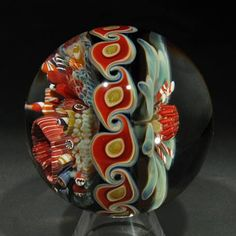 Marble Machine, Marble Art, Glass Marbles, Glass Paperweights, Lampwork Beads, Paper Weights, Colored Glass, Marbles Images, Glass Art