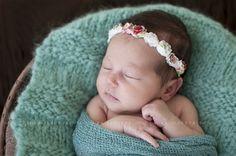 Fotos newborn: a linda Mariana, 10 dias