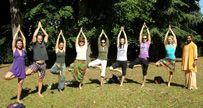 People have misconceptions about yoga teacher training centers have basic exercises implemented which don't seem helpful to eradicate their negativity. http://www.rishikeshyogainstituteindia.com/Gallery-YTTC.php