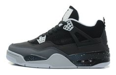 "online store df6c6 f7795 Find Quality Air Jordan 4 Retro ""Fear"" Black White-Cool Grey-Pure Platinum For  Sale a"