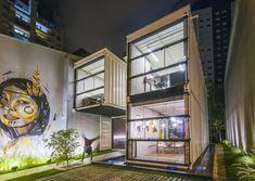 Galería de Container / Rodrigo Kirck Arquitetura - 10