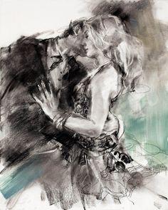 Anna Razumovskaya - More artists around the world in : http://www.maslindo.com #art #artists