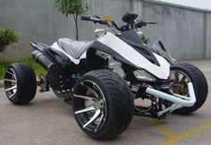 Street Quad looks fun, I would have a hard time not jumping curbs, just for fun!