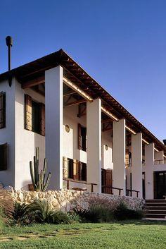 Fazenda Ghouma - CTA - Candida Tabet Arquitetura www.candidatabet.com