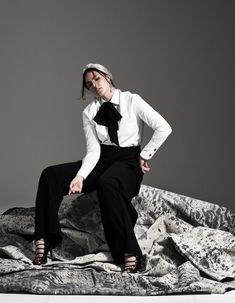 Candice Huffine | Modest Fashion Editorial | The Modist Cover