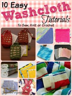 Here are 10 of the Easy Washcloth Tutorials I found to sew, knit or crochet. Perfect for baby showers or donating to charity. Days for Girls, Operation Christmas Child, homeless shelters, etc. Christmas Child Shoebox Ideas, Operation Christmas Child Shoebox, Christmas Gifts For Girls, Kids Christmas, Gifts For Kids, Christmas Boxes, Crochet Baby Shoes, Knit Or Crochet, Crochet Gifts